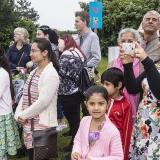 mangotsfield festival 2016 people 04170