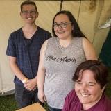 mangotsfield festival 2016 people 04512