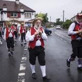 mangotsfield festival 2016 procession 04052