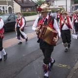mangotsfield festival 2016 procession 04059