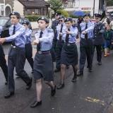 mangotsfield festival 2016 procession 04061