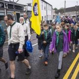mangotsfield festival 2016 procession 04072