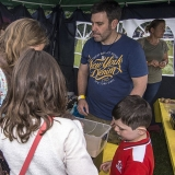 mangotsfield festival 2016 stalls 04601
