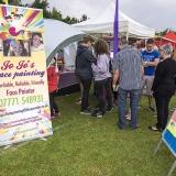 mangotsfield festival 2016 stalls 04743