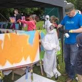 mangotsfield festival 2016 stalls 04756