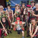 mangotsfield festival 2016 winterbourne down morris04497