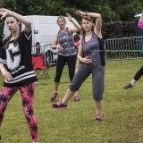 mangotsfield festival 2016 zumba 04344