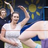 mangotsfield festival 2016 zumba 04347