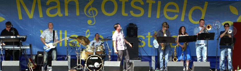 Mangotsfield Festival Performers
